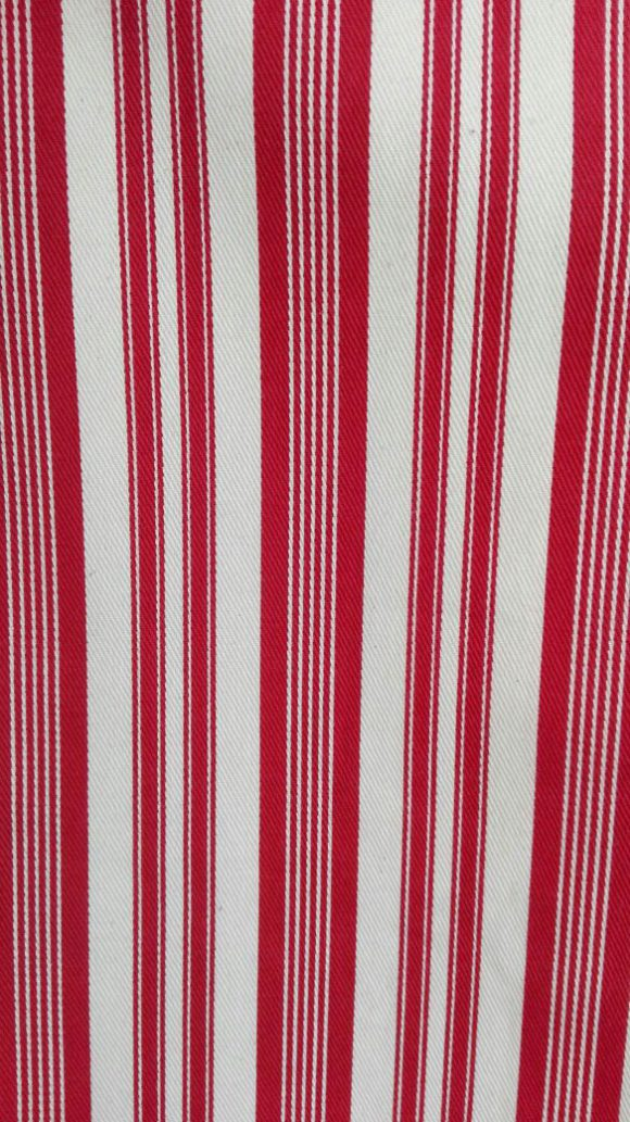 Fergus Stripe-Red